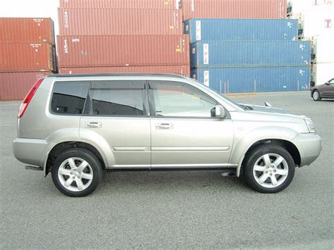 nissan x trail 2005 2005 nissan x trail pics 2 0 gasoline automatic for sale