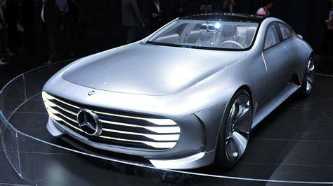 mercedes benz concept iaa top speed