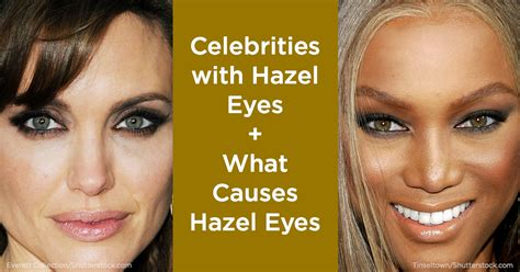 Hazel Eyes: What Determines Hazel Eye Color