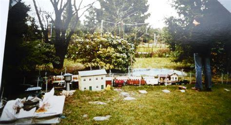 Nostalgie Im Garten Modelleisenbahn  Modellbau Community