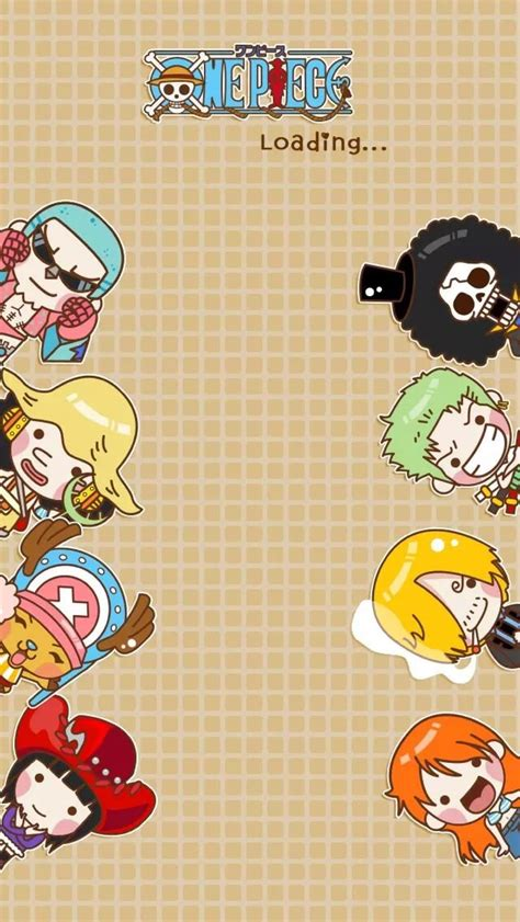 piece chibi wallpaper wallpapertag
