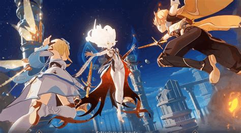 Guía De Inicio En Genshin Impact Cultura Gamer