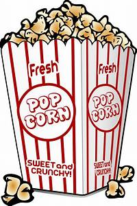 Movie Popcorn Clipart | Clipart Panda - Free Clipart Images