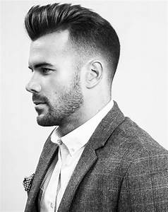 20 Stylish Pompadour Hairstyles For Men - Instaloverz