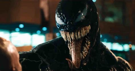 Venom Trailer Goes Full Symbiote