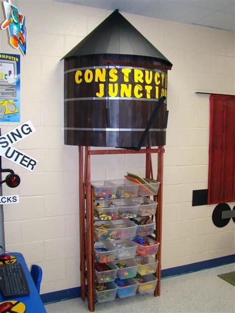 train theme classroom ideas  pinterest train