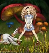 Alice in the wonderlan...