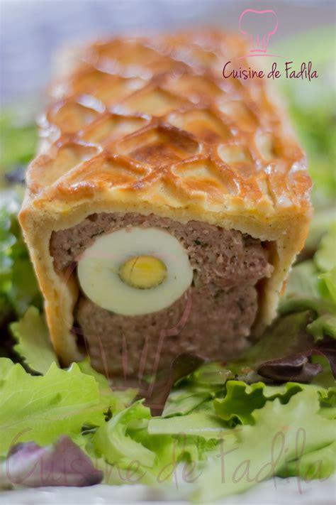 cuisine de paques pâté de pâques cuisine de fadila