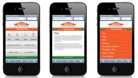 Mobile Website by Responsive Web Design Mobile Website Or A Mobile