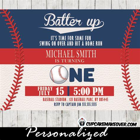 baseball invitation baseball birthday invitations baseball stitches cupcakemakeover