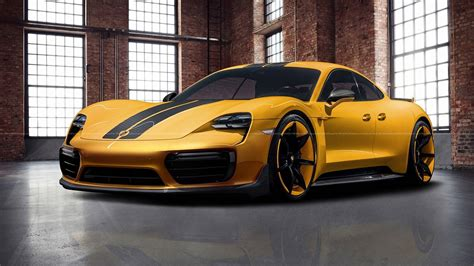2020 Porsche Taycan by 2020 Porsche Taycan Facelift Thecarsspy