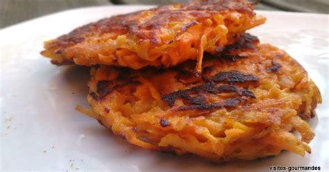 cuisiner le magret de canard galettes de patates douces à la farine de pois chiche