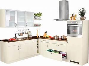 Küchen Ohne Geräte L Form : winkelk che ~ Indierocktalk.com Haus und Dekorationen