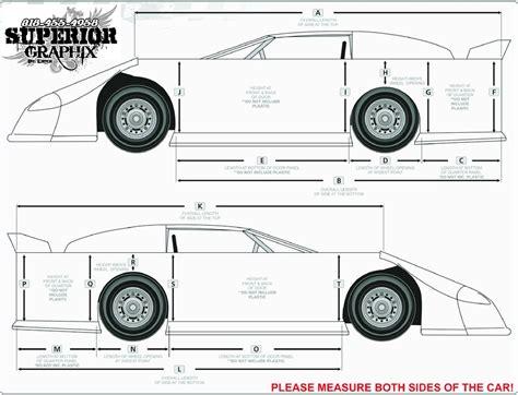 Blank Race Car Templates Nascar Blank Car Templates Circuit Diagram Maker