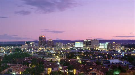 Location Photos of Albuquerque Skyline