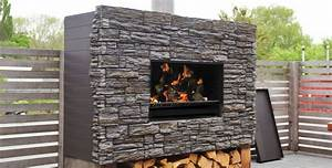 Escea, Ew5000, Outdoor, Cooking, Fire, Wood, By, Stoke
