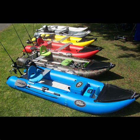 Inflatable Kayaks And Boats For Sale by Nifty Boats Inflatable Fishing Kayaks