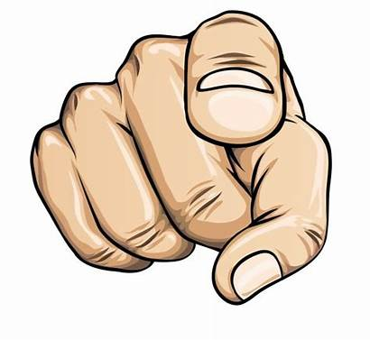 Pointing Finger Hand Icon