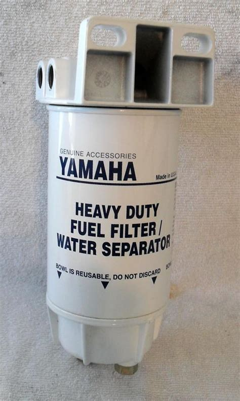 Yamaha Fuel Water Separator Filter by Find Yamaha Part Mar 24590 00 Boat Fuel Filter Water
