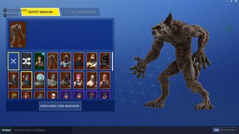 Fortnite Max Wolf Skin 1000000 Xp !??