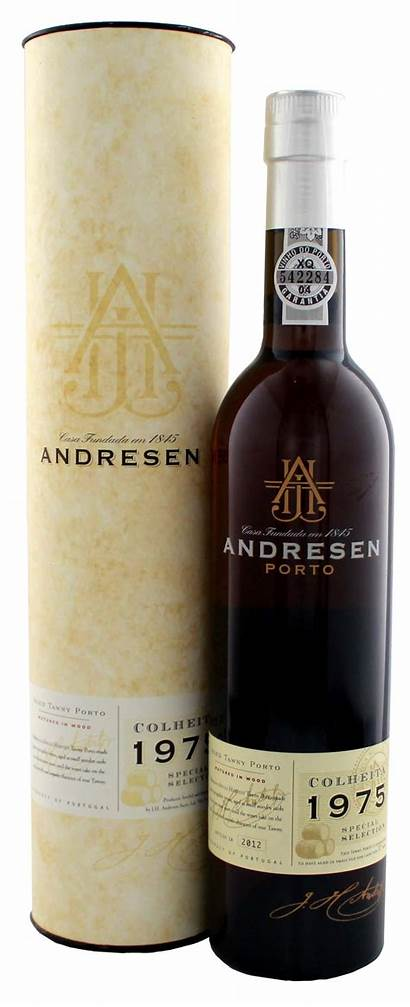 Andresen Port Colheita Drinkology