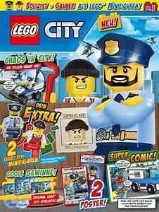 Lego City Magazin : lego city magazin blue ocean stellt neues heft vor ~ Jslefanu.com Haus und Dekorationen