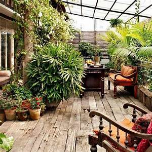 amenagement petit jardin idees et astuces pour l39optimiser With amenagement petit jardin exterieur