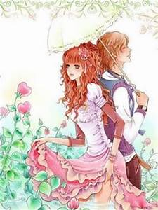 Images Of Cute Anime Couple Wallpaper For Mobile