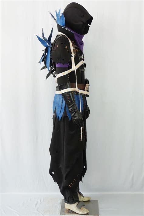 fortnite raven cosplay halloween raven cosplay
