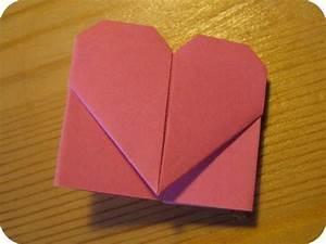 Herz Falten Origami : die besten 25 origami herzen ideen auf pinterest papierkreationen selbstgemacht ~ Eleganceandgraceweddings.com Haus und Dekorationen