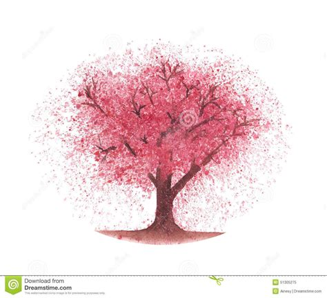 Cherry Tree Blossom Painting Google Search Tattoos