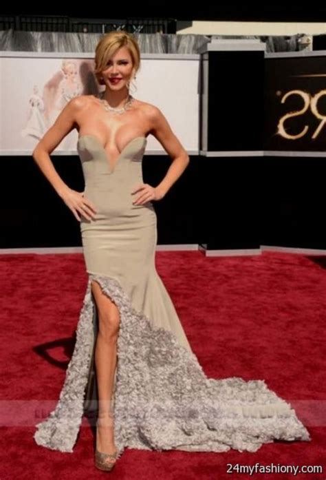 Red Carpet Dresses Academy Awards Looks Fashion