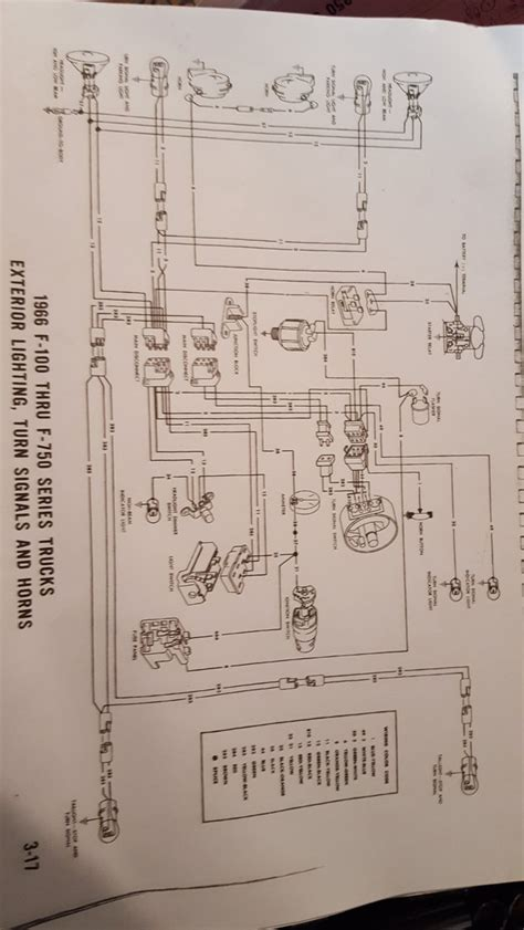 Instrument Cluster Wire Diagram Ford Truck