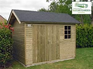 Cabanon De Jardin Bois : un cottage au jardin abri de jardin cottage concept abri ~ Melissatoandfro.com Idées de Décoration