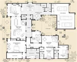 blueprints for homes treviso the sonterra home design