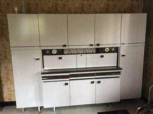 Bahut De Cuisine : bahut de cuisine formica ann e 60 les vieilles choses ~ Edinachiropracticcenter.com Idées de Décoration