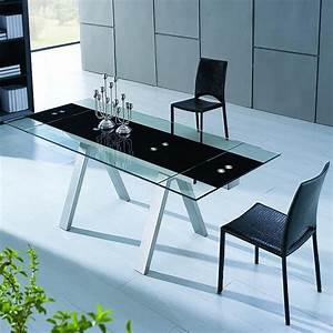Table à Manger En Verre : table manger en verre tous les fournisseurs de table manger en verre sont sur ~ Teatrodelosmanantiales.com Idées de Décoration