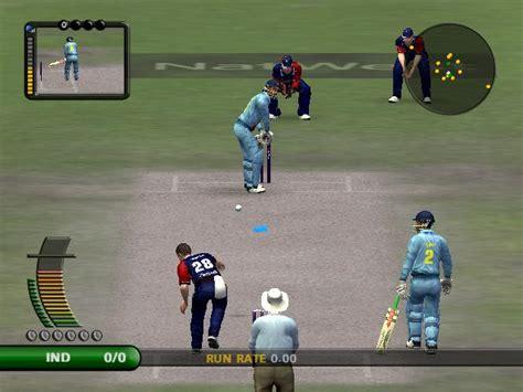 ea cricket  game   full version  pc