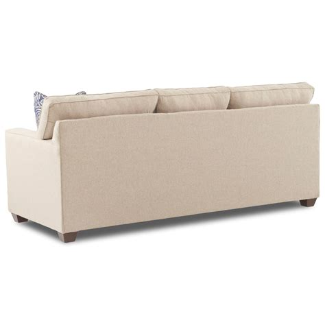 Seat Sleeper Sofas by Contemporary 3 Seat Sleeper Sofa With Dreamquest Mattress