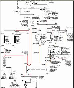 Wiring Diagram 2000 Ford F150