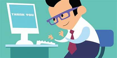 Follow Customer Interview Job Email Advice Take