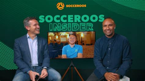 How to watch: Socceroos Insider Episode Three - featuring ...