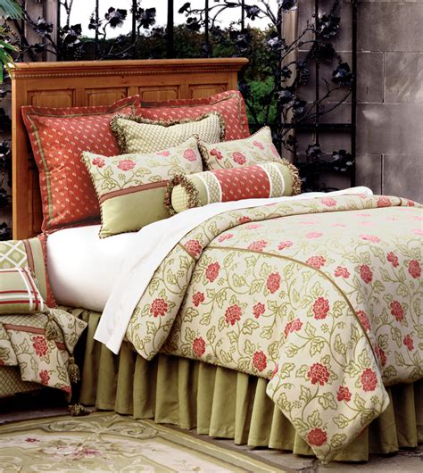 luxury bedding by eastern accents natalie collection
