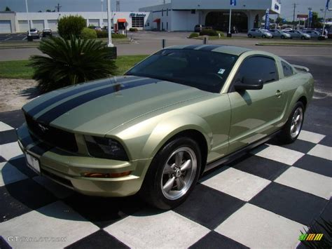2006 Ford Mustang Horsepower by 2006 Ford Mustang Deluxe Horsepower