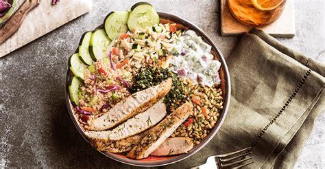 zoes kitchen expands menu   sauces bowls