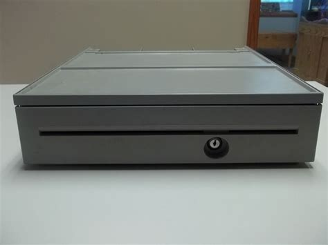 Ibm 469x-3360 Cash Drawer With Till/money Tray, Lock And Key