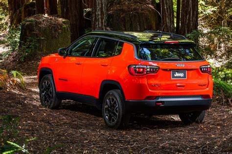 New Jeep Compass Unveiled At La Auto Show By Car Magazine