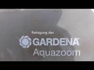 Gardena Aquazoom Reparieren : reinigung des gardena aquazoom rasensprenger youtube ~ A.2002-acura-tl-radio.info Haus und Dekorationen