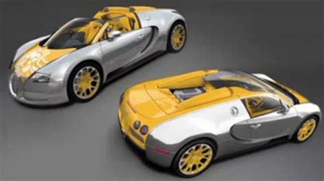 Bijan Bugatti Veyron Is Designer's Final Flourish