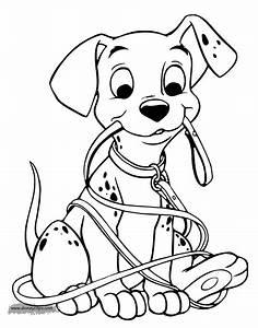 101 Dalmatians Printable Coloring Pages 2   Disney ...